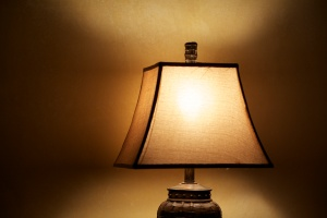 Lime Wall in Lamp